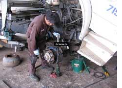 Truck Repair Tucson L King Pins L Bushings L Arizona